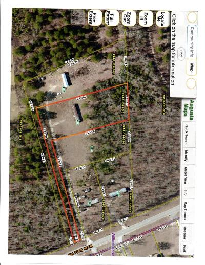 Richmond County Residential Lots & Land For Sale: 4113 Bath Edie Road