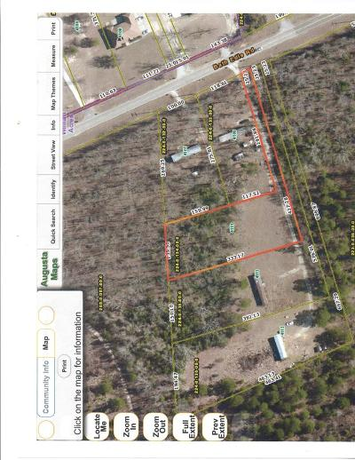 Richmond County Residential Lots & Land For Sale: 4111 Bath Edie Road