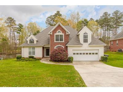 Stratford Single Family Home For Sale: 1251 Hardy Point Drive