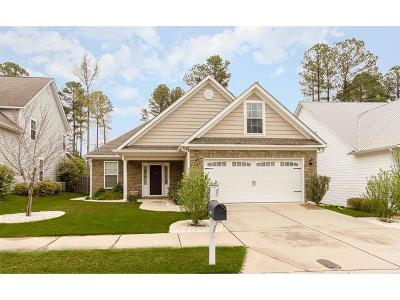 Riverwood Plantation Single Family Home For Sale: 949 Napiers Post Drive