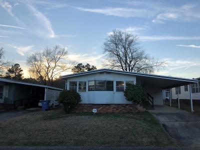 Martinez Manufactured Home For Sale: 105 Constitution Avenue
