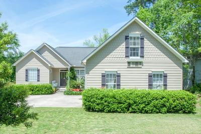 North Augusta Single Family Home For Sale: 113 Fiord Drive