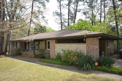 Augusta Single Family Home For Sale: 1228 Wood Valley Road