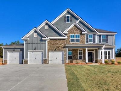 Grovetown Single Family Home For Sale: 815 Burch Creek Drive