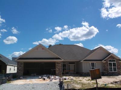 Richmond County Single Family Home For Sale: 5363 Copse Drive