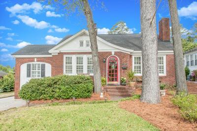 North Augusta Single Family Home For Sale: 814 Georgia Avenue