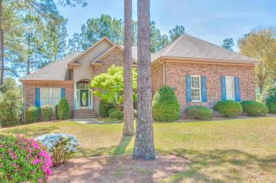 Aiken Single Family Home For Sale: 2518 Cardigan Drive