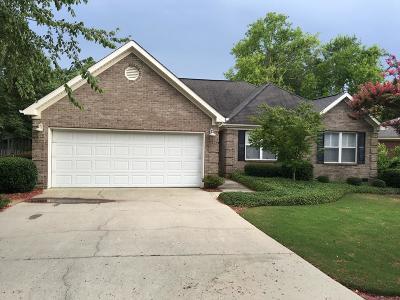 North Augusta Single Family Home For Sale: 217 Mokateen Avenue