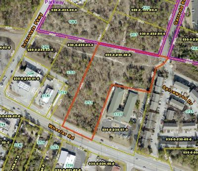 Augusta Residential Lots & Land For Sale: 3731 Wheeler