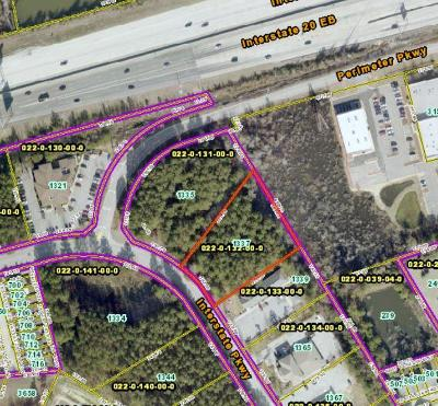Augusta Residential Lots & Land For Sale: 1337 Interstate Parkway