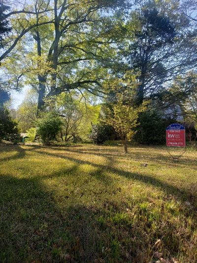 Edgefield County Residential Lots & Land For Sale: 00 Penn Street