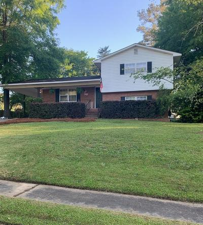 Augusta Single Family Home For Sale: 338 Indian Trail