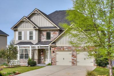 Grovetown Single Family Home For Sale: 1364 Highwoods Pass