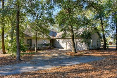 Single Family Home For Sale: 1054 Woodland Drive