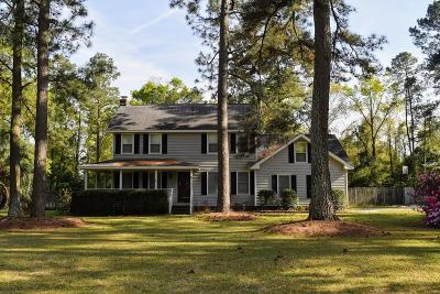 North Augusta Single Family Home For Sale: 43 Shadow Rock Drive