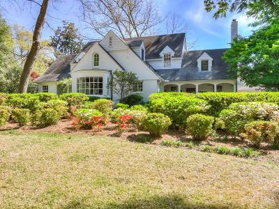 Augusta Single Family Home For Sale: 3034 Lake Forest Drive