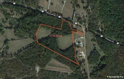 Grovetown Residential Lots & Land For Sale: 1651 Clary Cut Road