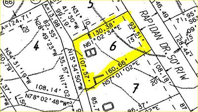 Residential Lots & Land For Sale: Lot 6 Rapidan Drive