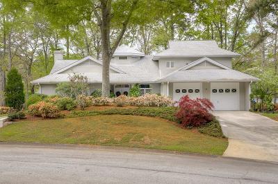Aiken Single Family Home For Sale: 15 Oakland Hills Street