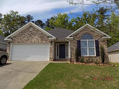 Grovetown Single Family Home For Sale: 789 Michelle Court