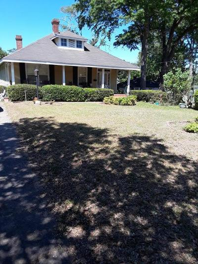 Augusta Single Family Home For Sale: 2409 Cumming Road