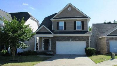 Grovetown Single Family Home For Sale: 2041 Dundee Way