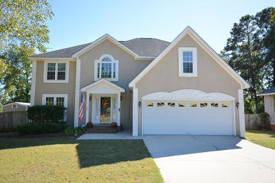 Evans Single Family Home For Sale: 4044 Mulliken Road
