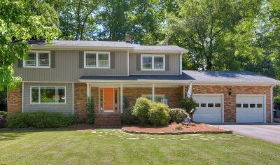 Augusta Single Family Home For Sale: 3010 Sussex Road