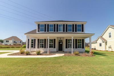 Grovetown Single Family Home For Sale: 3410 Patron Drive