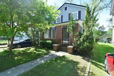 Augusta GA Single Family Home For Sale: $125,000