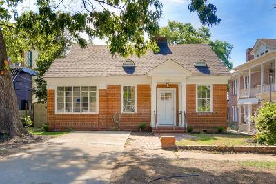 Augusta Single Family Home For Sale: 1118 Hickman Road