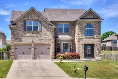 Grovetown Single Family Home For Sale: 2047 Glenn Falls Circle