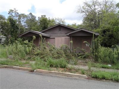 Augusta Multi Family Home For Sale: 1650 Chestnut Street