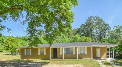 North Augusta Single Family Home For Sale: 906 Seymour Drive