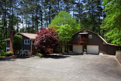 Lincolnton Single Family Home For Sale: 1061 Delaware Drive