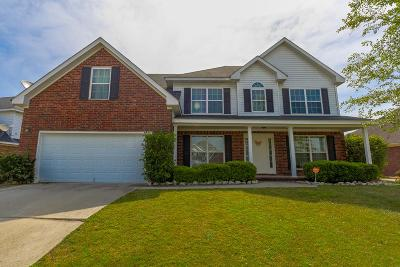 Grovetown Single Family Home For Sale: 5017 Reynolds Way
