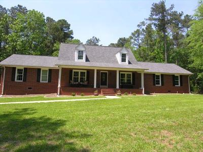 Grovetown Single Family Home For Sale: 5045 Autumn Trail