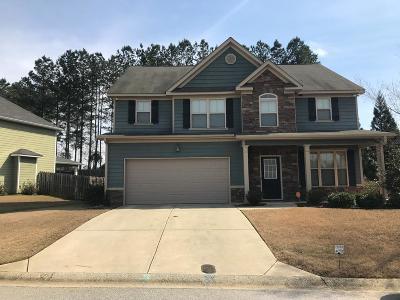 Grovetown Single Family Home For Sale: 303 Brentford Avenue