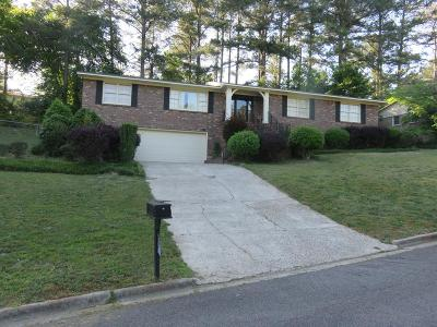 North Augusta Single Family Home For Sale: 1842 Mountside Drive