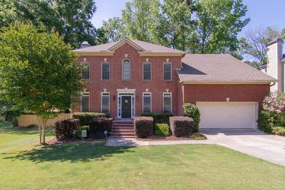 Evans Single Family Home For Sale: 927 Burlington Drive