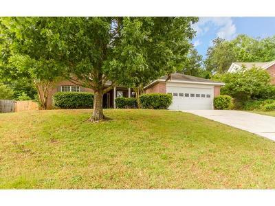 Grovetown Single Family Home For Sale: 654 Monroe Street