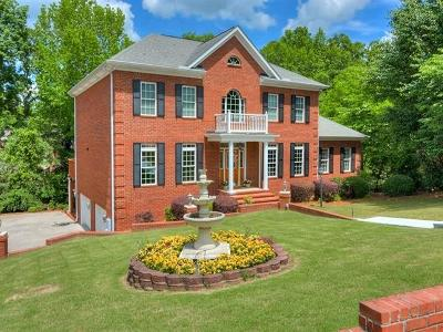 Evans Single Family Home For Sale: 708 Fosters Court