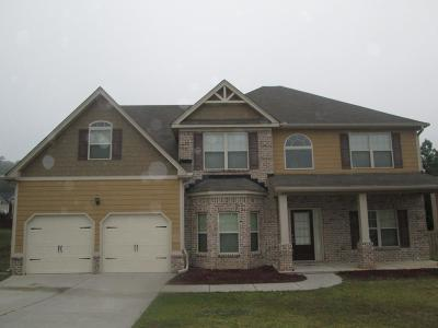 Grovetown Single Family Home For Sale: 825 Shirez Drive
