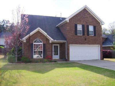 Augusta Single Family Home For Sale: 705 Spalding Court