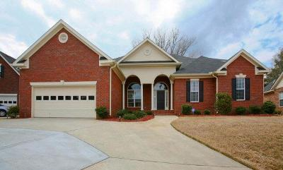 Evans Single Family Home For Sale: 5068 Wells Drive
