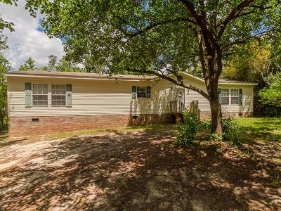 Single Family Home For Sale: 2403 Willis Foreman Road