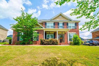 Evans Single Family Home For Sale: 5145 Windmill Place