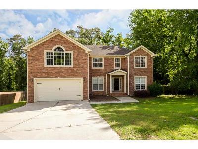 Evans Single Family Home For Sale: 825 Woodberry Drive