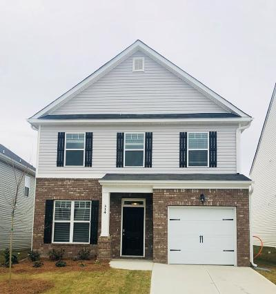 Grovetown Single Family Home For Sale: 279 Claudia Drive
