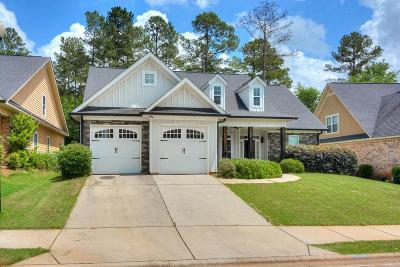 Grovetown Single Family Home For Sale: 749 Herrington Drive